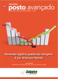 Revista Posto Avançado de Janeiro e de Fevereiro de 2021
