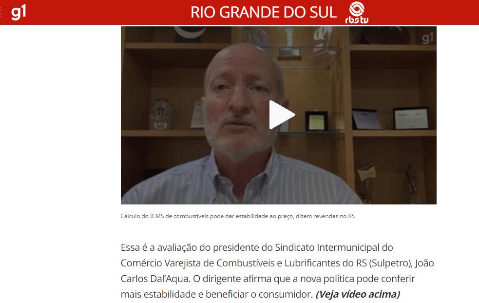 Governo do RS estima queda de quase R$ 1 bi na arrecadação